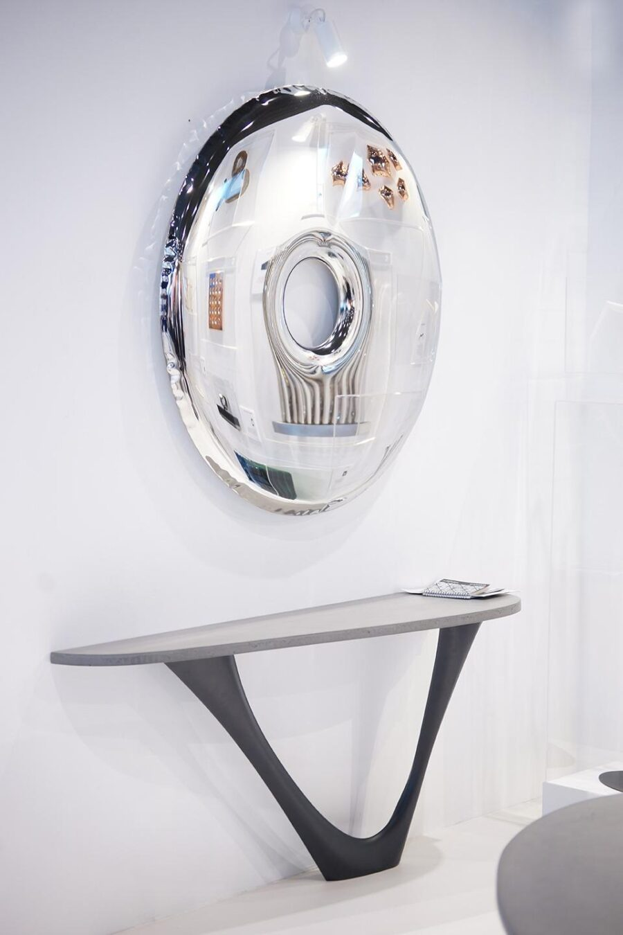 g-console mono rondo mirror