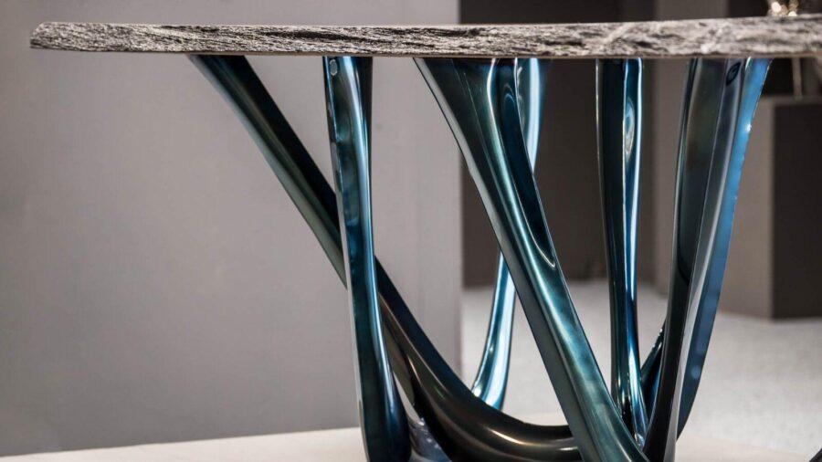 g-table heat cosmic blue