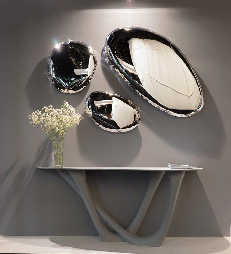 g-console duo tafla O mirror