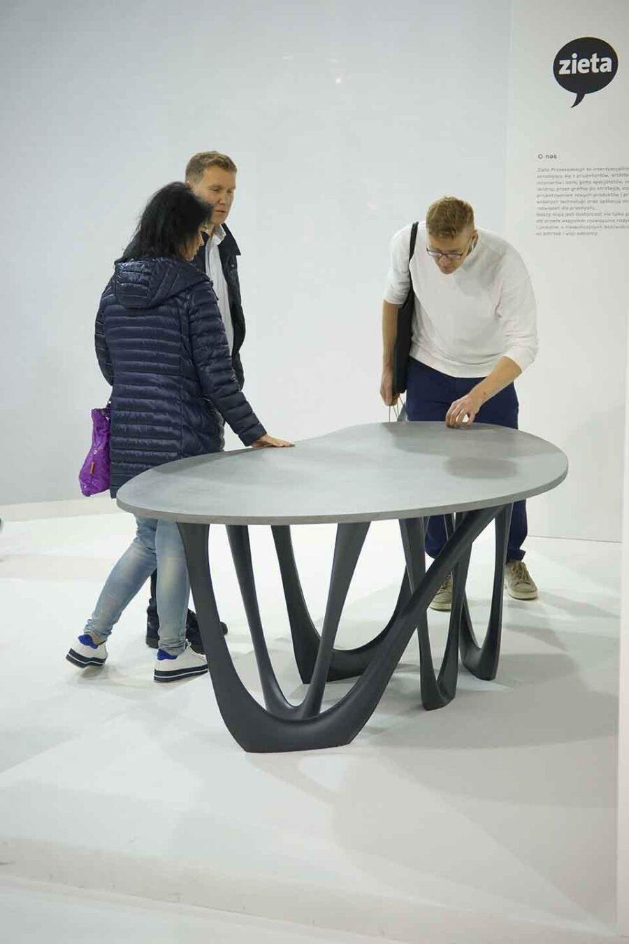 g-table concrete