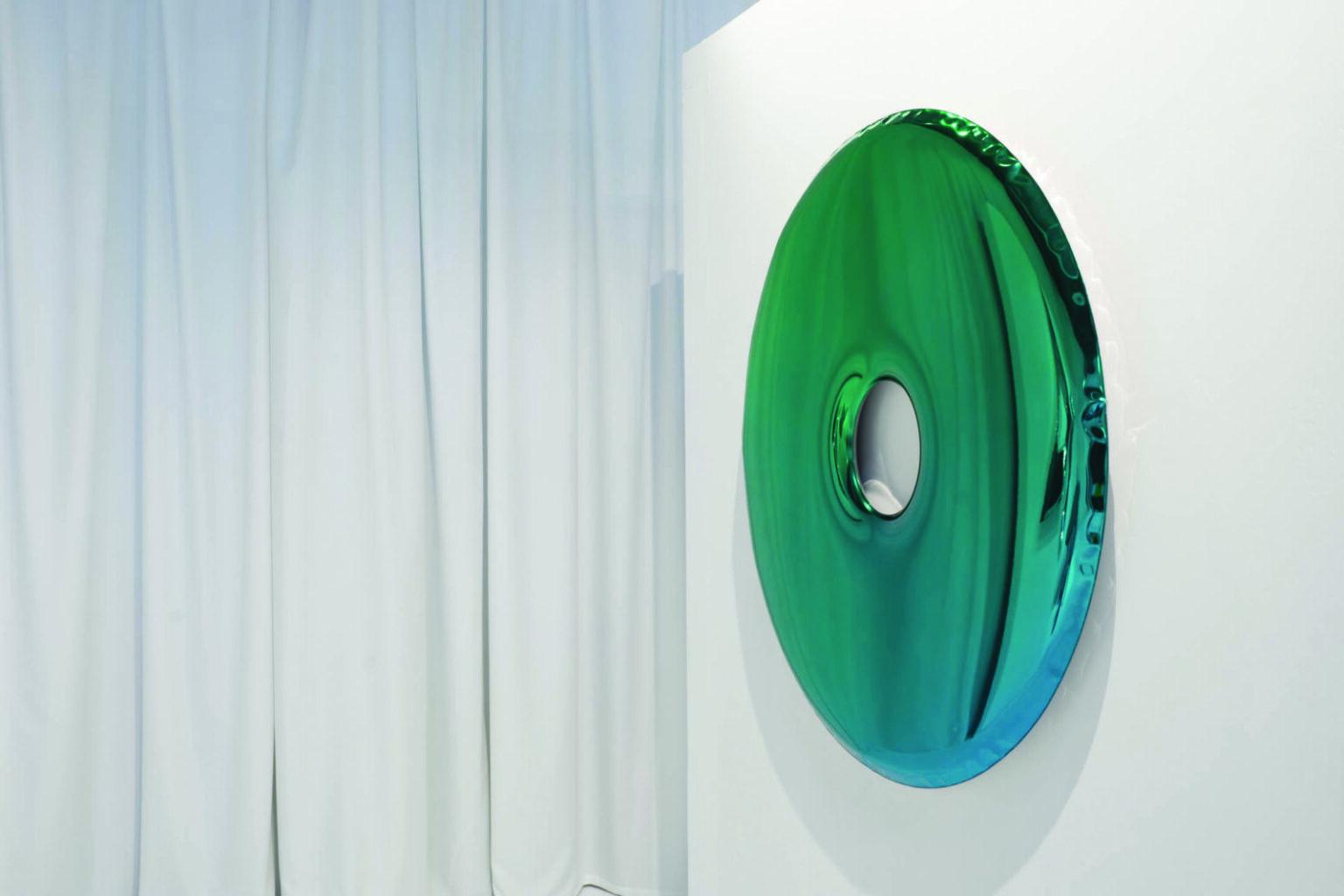 rondo gradient mirror