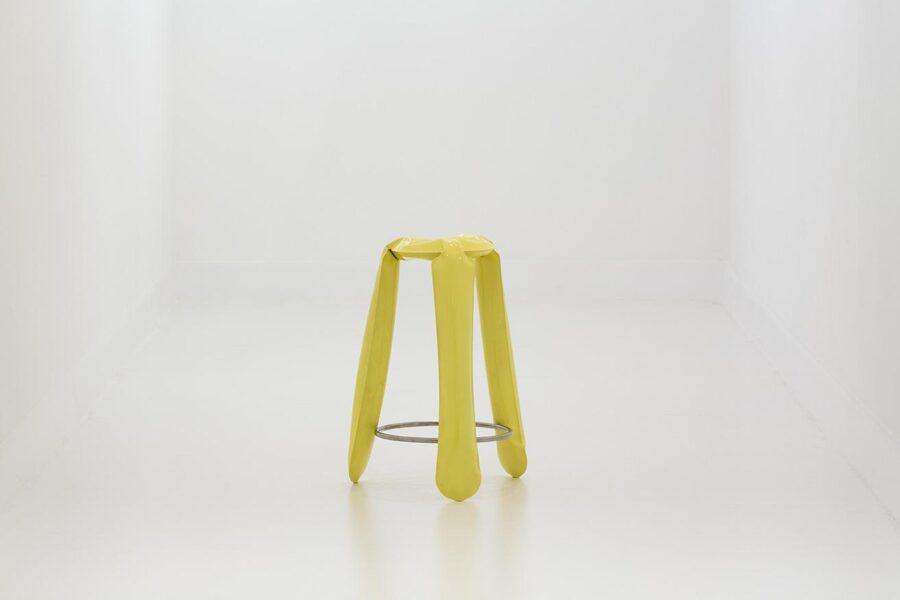 plopp bar yellow glossy