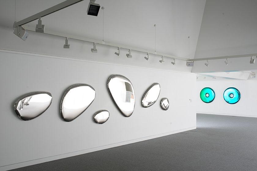 tafla o mirror rondo gradient sapphire