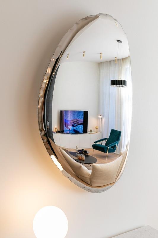 tafla o mirror inox