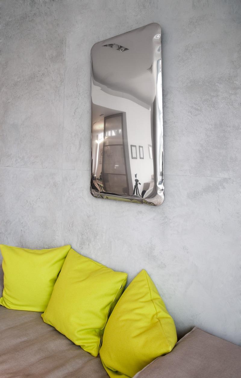 tafla q mirror inox