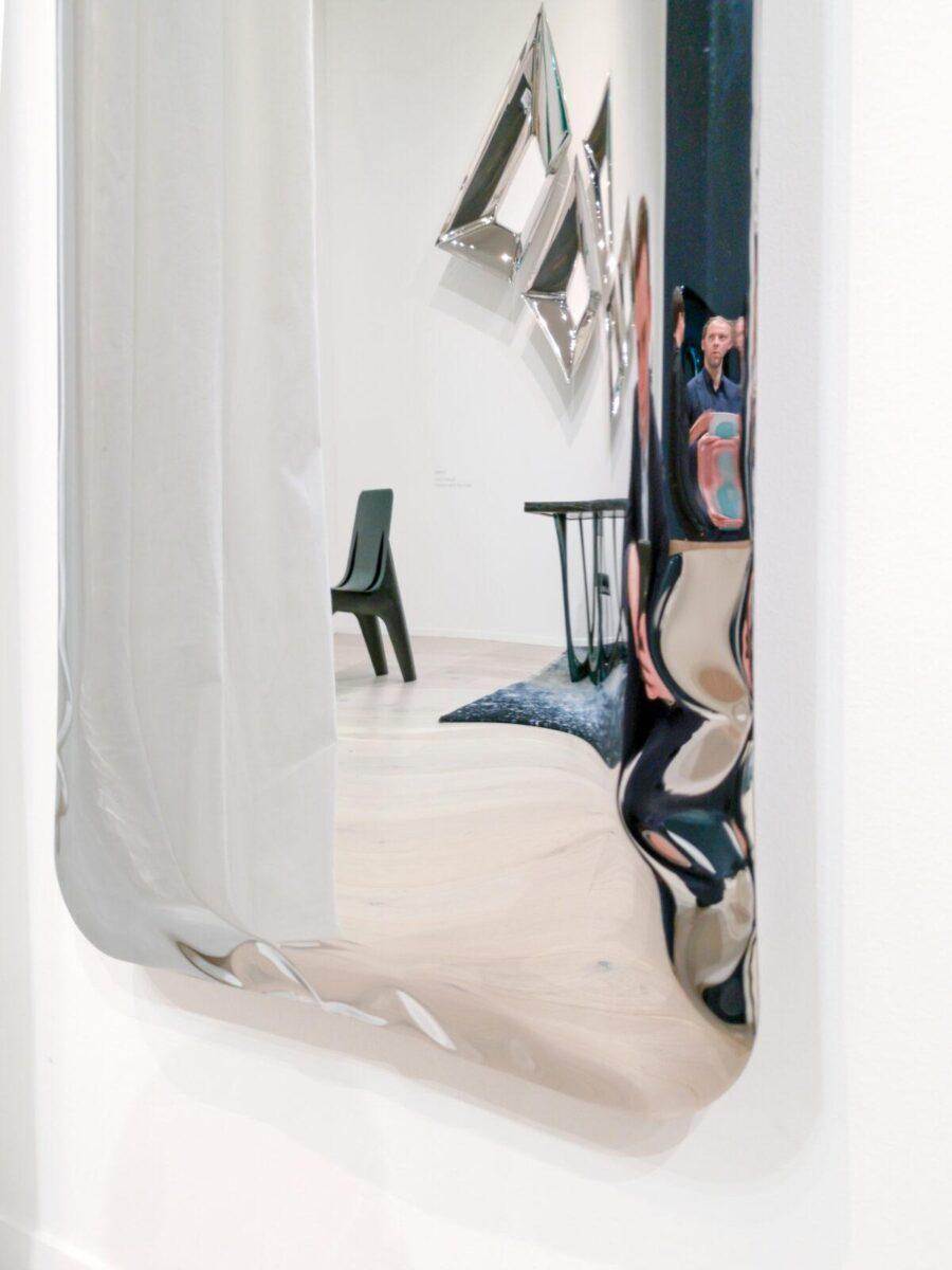 tafla iq mirror inox