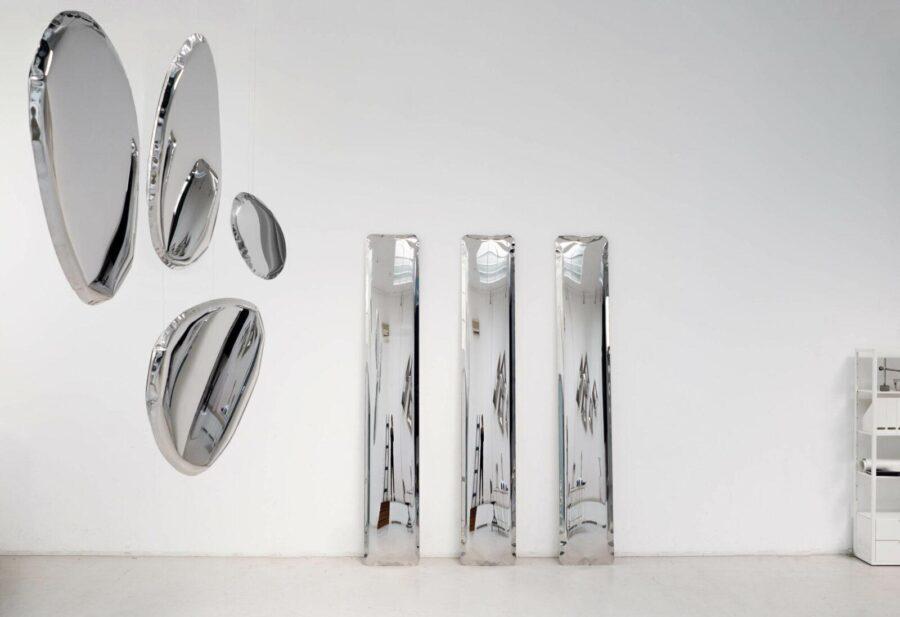 tafla o tafla iq mirror inox