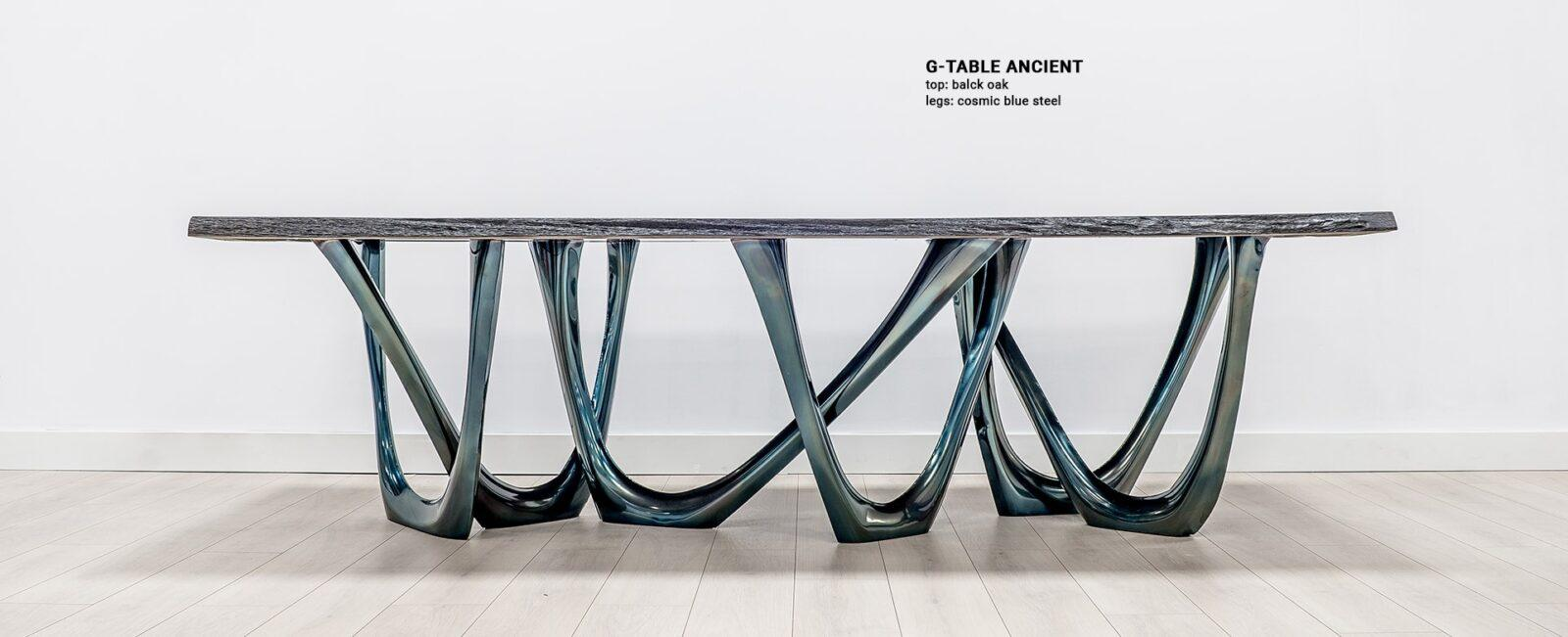 g-table ancient
