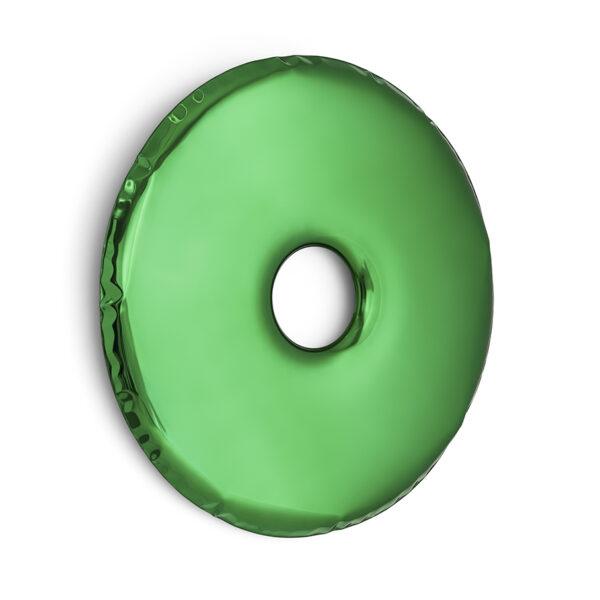 rondo emerald gradient mirror by zieta studio
