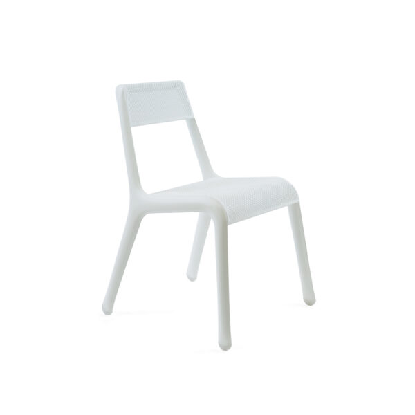 ultraleggera chair white matt