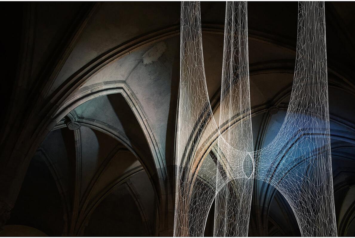 triglav candelabrum by zieta studio design