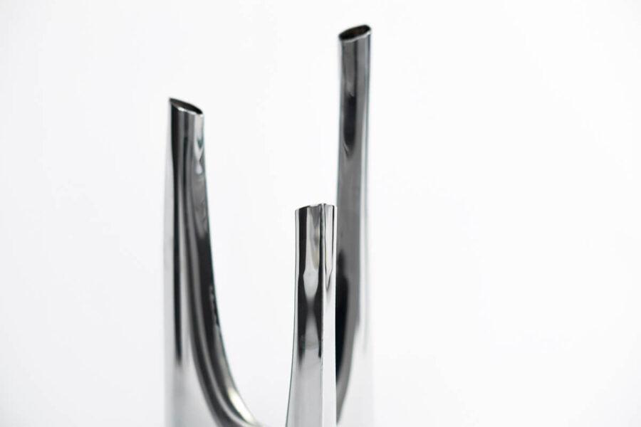 triglav candelabrum by zieta studio detail