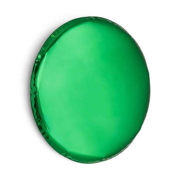 oko mirror emerald by zieta studio
