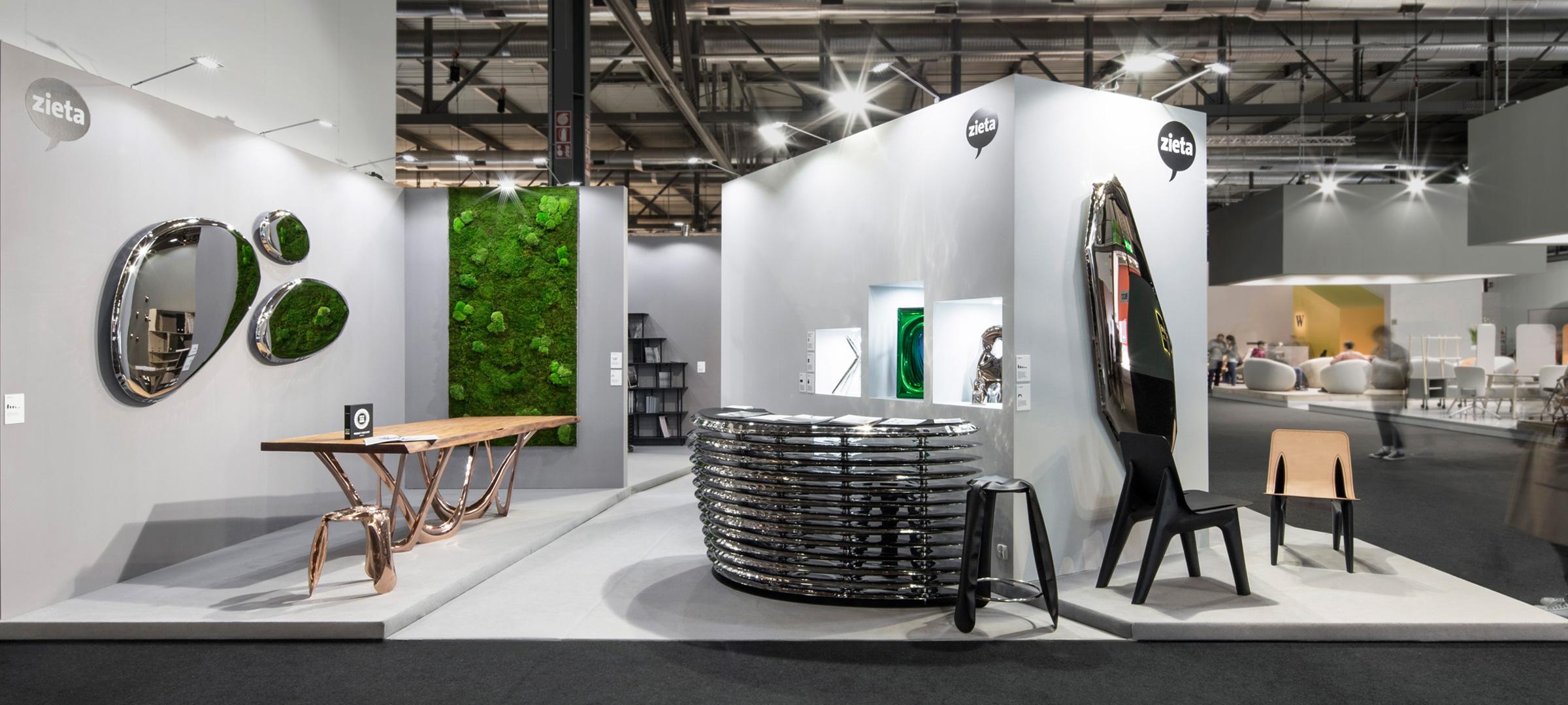Zieta milan design week 2017 for Milan design week 2017
