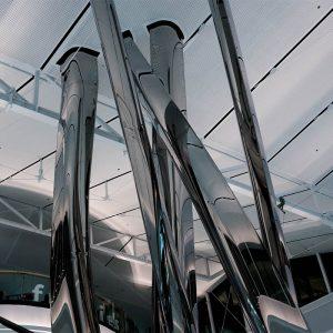 WIR Public Sculpture Oskar Zieta Parametric Design | Fot. Bartek Jankiewicz