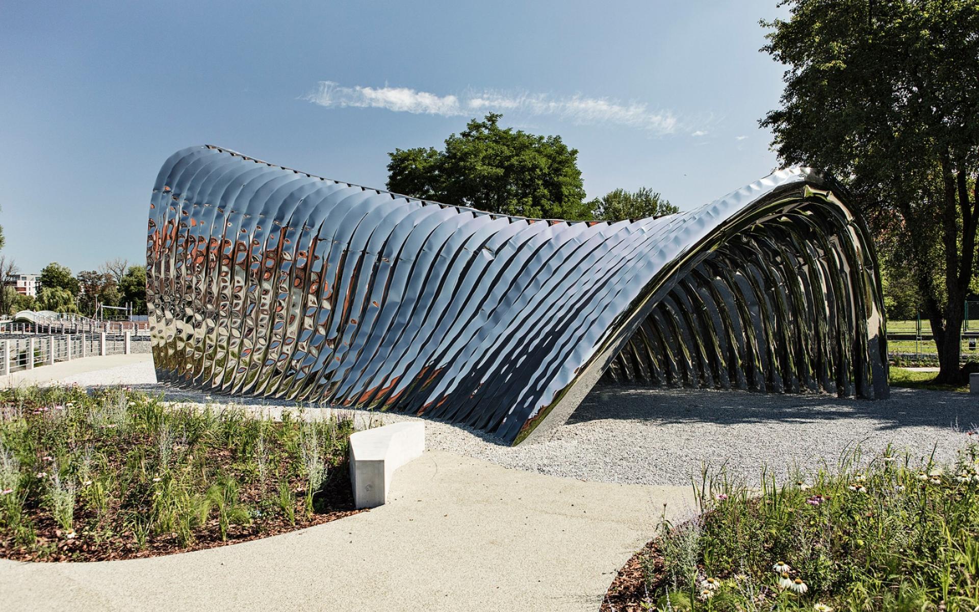Mies Award 2019 Nawa public sculpture zieta