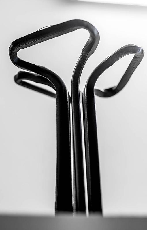 KONICZYNA public sculpture by Oskar Zieta, public art, FiDU, inflated metal, öffentliche Skulptur, aufgeblasen metall, öffentliche Kunst