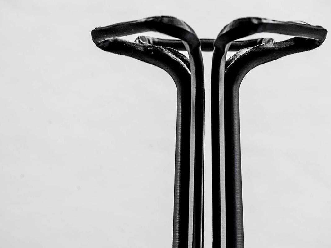 Koniczyna - A public sculpture by Oskar Zieta | Parametric Generative Design | Fot. Bartek Jankiewicz