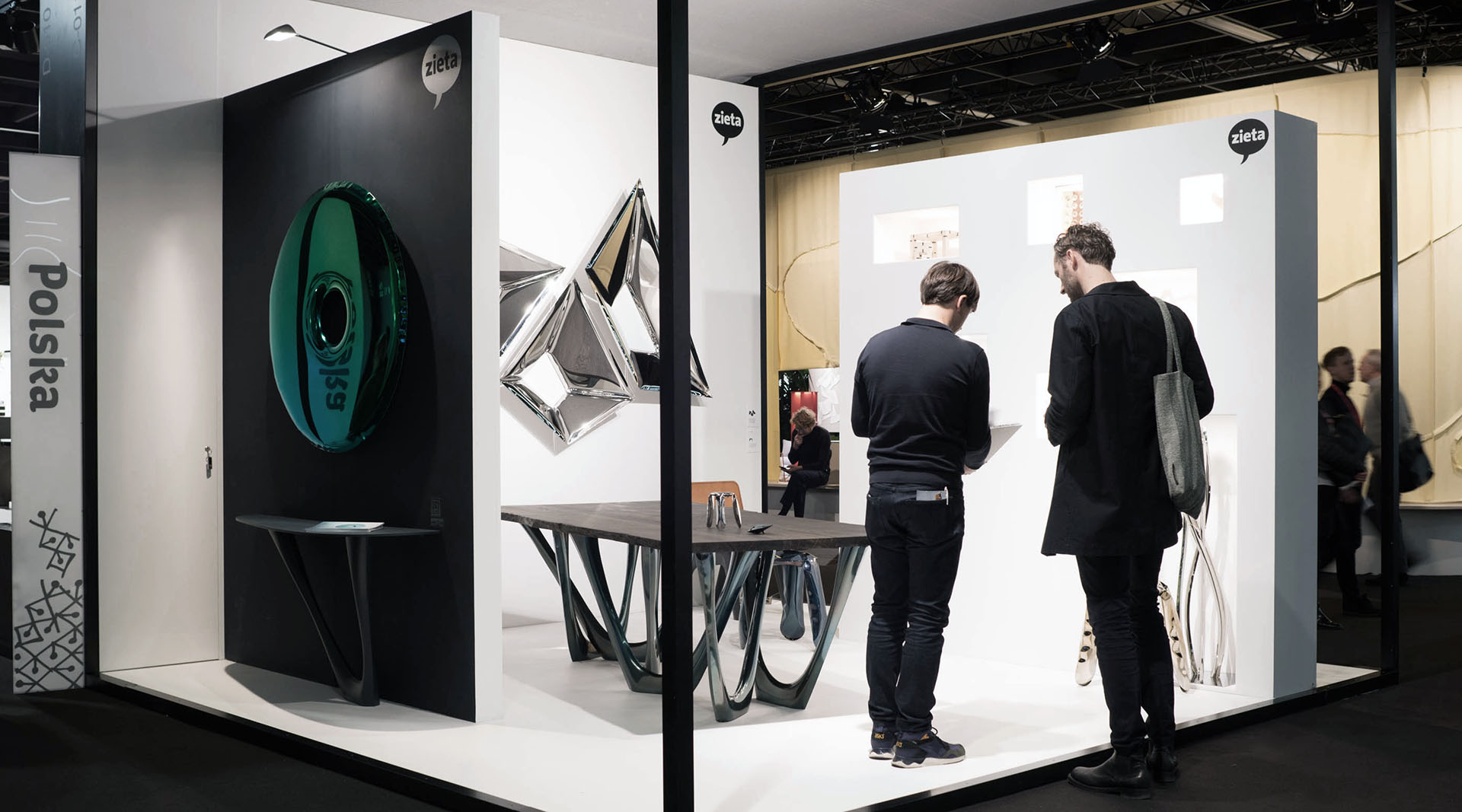 IMM 2019 Cologne Koln Zieta Design Art