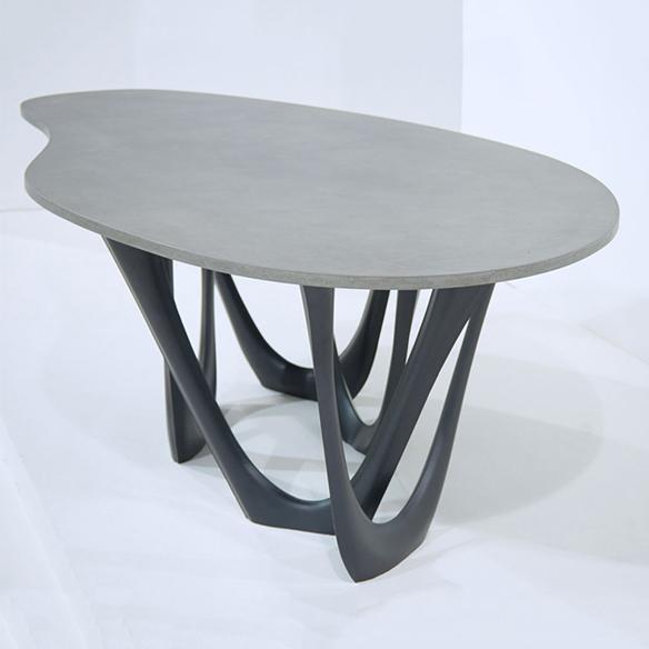 G Table Concrete