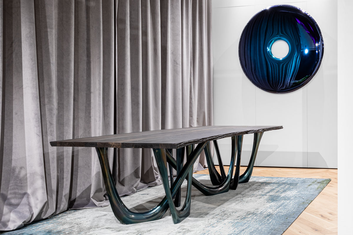 G–TABLE COSMIC BLUE