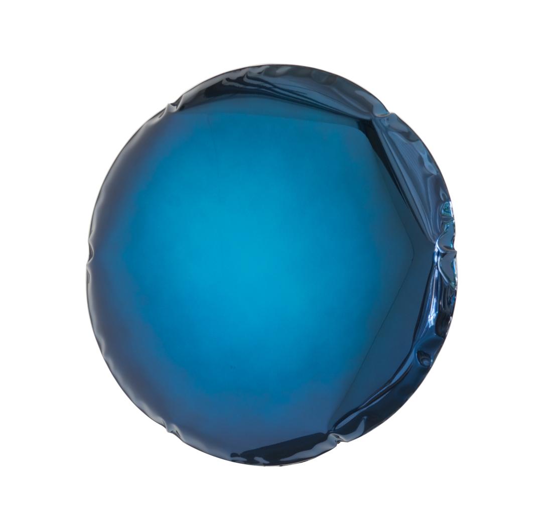 oko mirror deep space blue