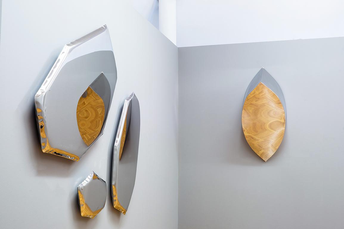 Tafla C mirror inox