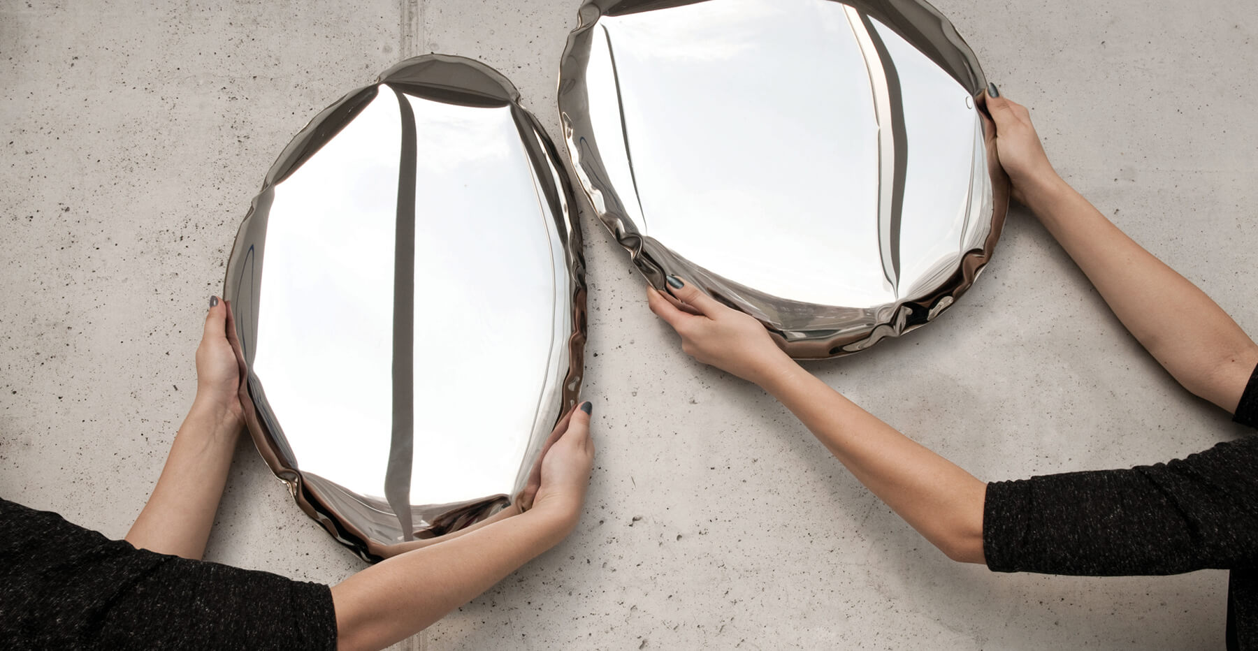Mirrors by Zieta Studio